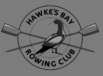 Hawkes Bay Rowing Club Logo