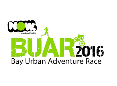 Bay Urban Adventure Race Logo